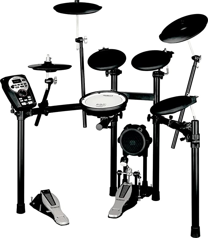 Amazon Com Roland Electronic Drum Set Td 11k Musical Instruments