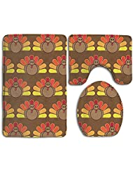 Amazon Com Thanksgiving Kitchen Rugs Kitchen Table Linens