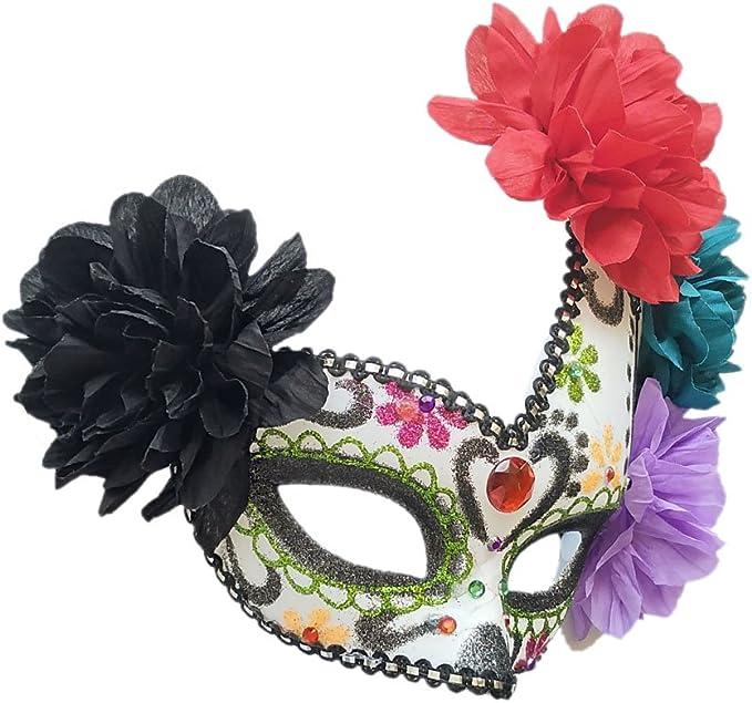 Zatoichi Masquerade Lucha Libre Mask Mardi gras halloween mask horror movie Rockabilly mask Day of the Dead masquerade superhero gimmick