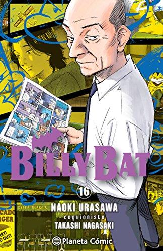 Descargar Libro Billy Bat - Número 16 Naoki Urasawa