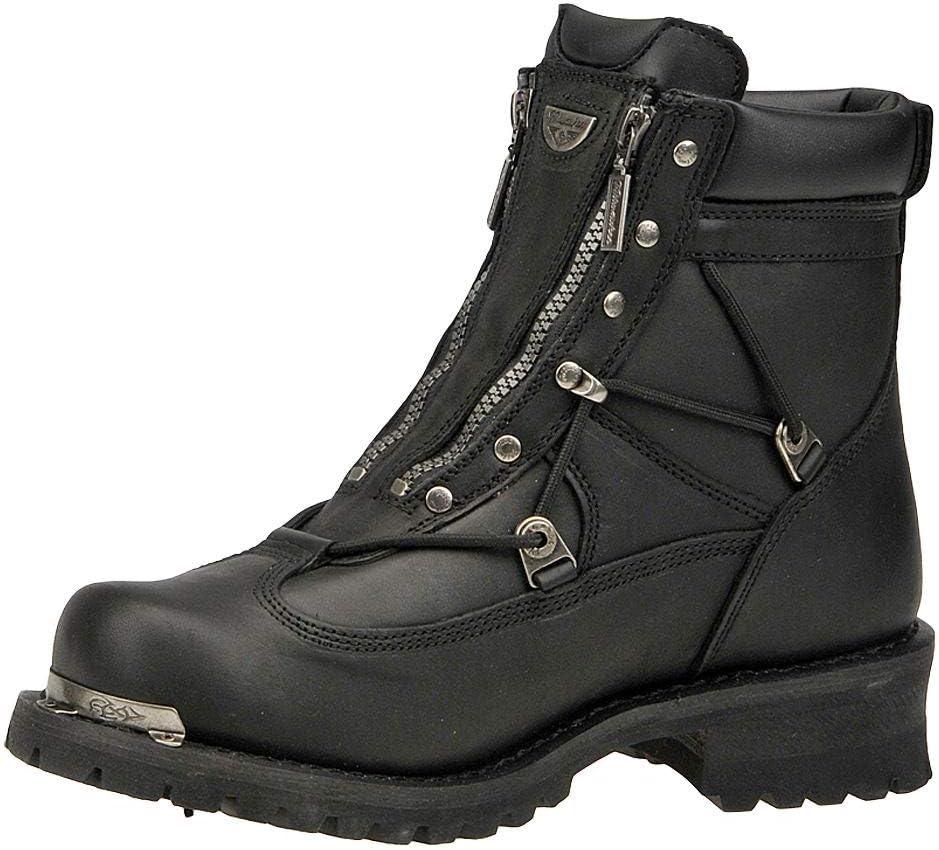 Milwaukee Motorcycle Boots