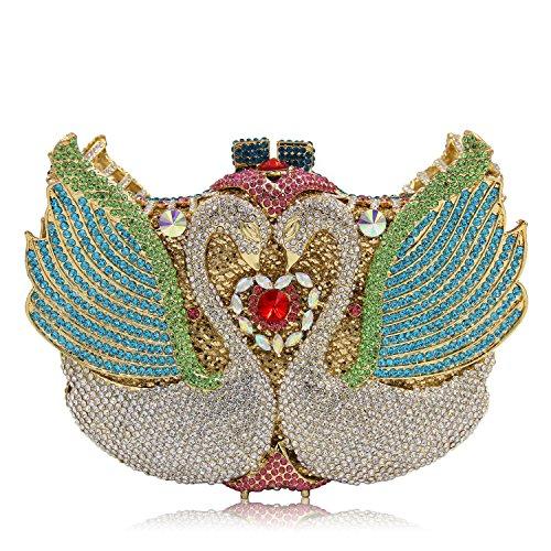 de fête mariage D à main Mesdames soirée sac main Diamant sac luxe sac de d'embrayage de Favorite à 7xqgPqwB