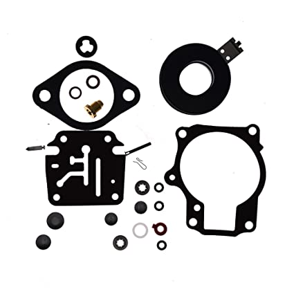 Amazon Com Karbay Carb Rebuild Kit With Float For Johnson Evinrude