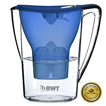 BWT Magnesium Infused Water Filter Pitcher, Austrian Quality,Technology For  Superior Filtration And Taste