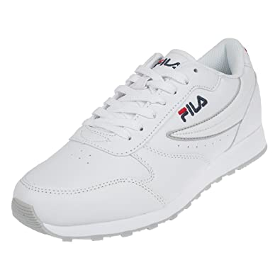 best prices shop best sellers available Fila Orbit Low White 10101231FG, Basket