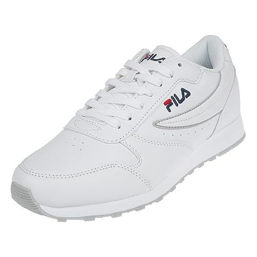 FILA Hombres Calzado / Zapatillas de deporte Orbit Low: Amazon.es: Zapatos y complementos