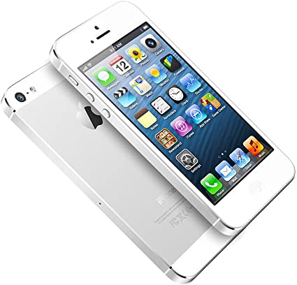 APPLE spk-a1429 iPhone 5 Smartphone (8,9 cm (3,5 Pulgadas), 960 x 640 Pixeles, 8 Mpx, 16 GB, iOS), Color Negro: Amazon.es: Electrónica