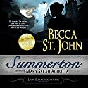 Summerton: Lady Eleanor Mysteries, Volume 1 Audiobook by Becca St. John Narrated by Mary Sarah Agliotta