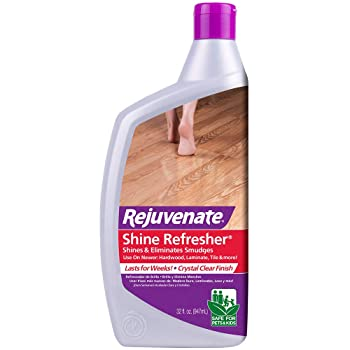 Rejuvenate Laminate Floor Polish