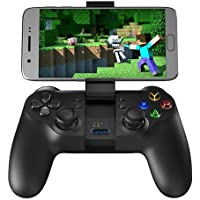 GameSir T1s Enhanced Edition Manette de jeu sans fil / filaire Gamepad 2.4GHz Bluetooth 4.0 pour iOS / Android Tablette /Windows PC / PS3 Samsung VR.