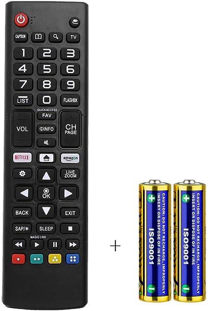 Universal Mando a Distancia para LG Smart TV AKB75095308 ...