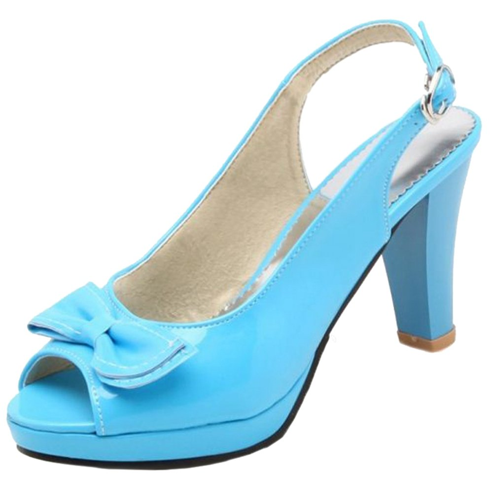 CuteFlats CuteFlats , Fashion B000W069PS Femme Bleu Bleu cf0d8de - boatplans.space