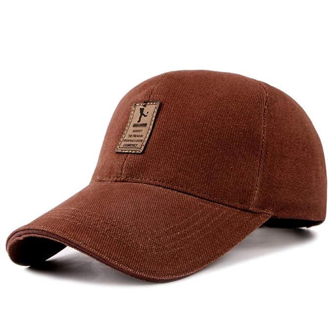DAIDAIBQM Sombrero De Golf para Hombre Gorras De Baloncesto Gorras ...