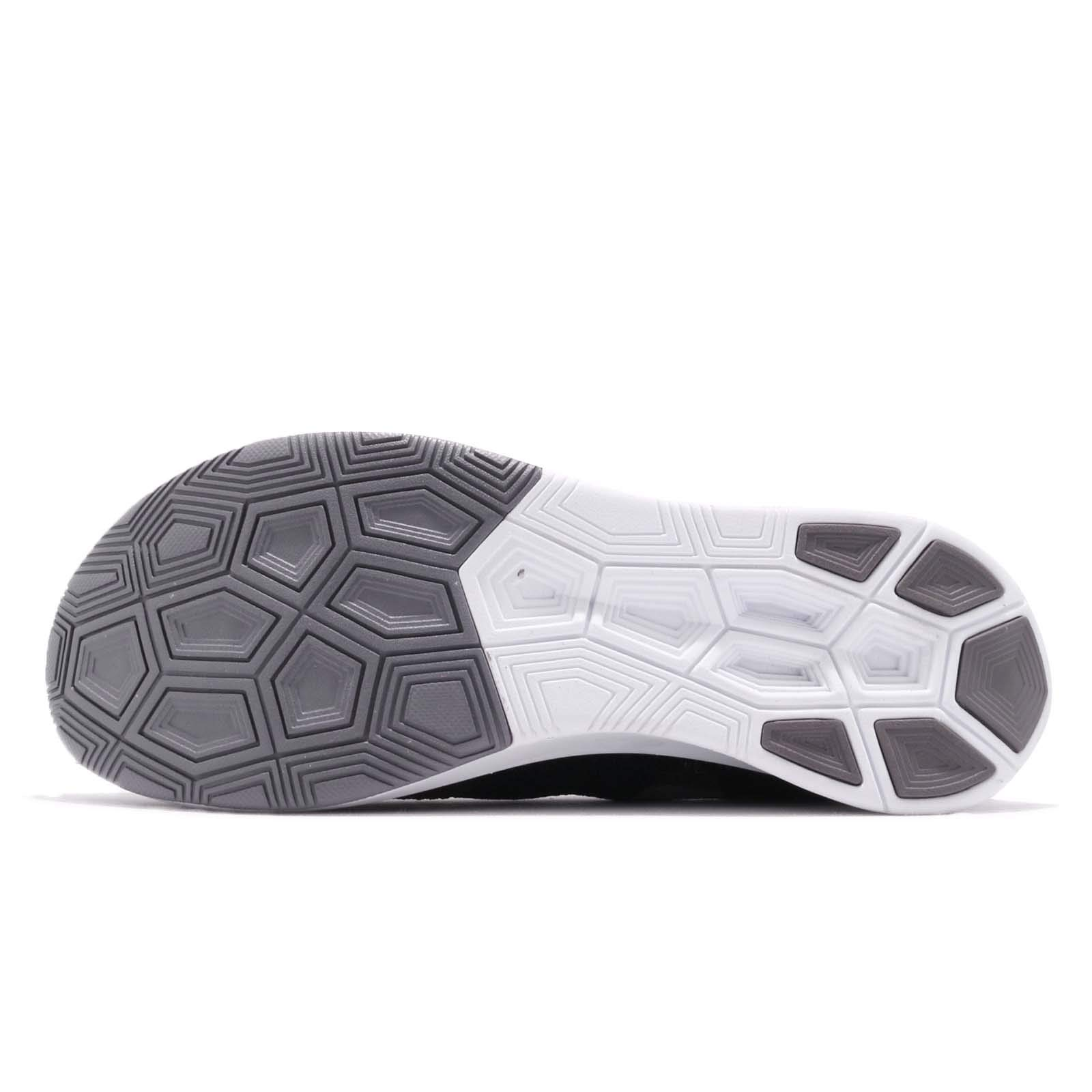 Nike Zoom Fly Flyknit Men's Running Shoe Black/Gunsmoke-White Size 7.5 by Nike (Image #4)