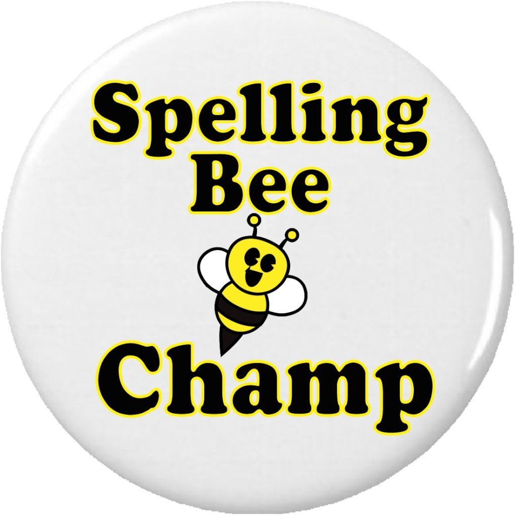 Amazon.com: Ortografía Champ de Abeja 2.25