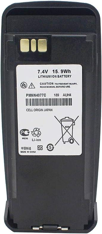 Cameron Sino 2600mah Batterie Für Motorola Dp2400 Dp 2400 Dp2600 Dp 2600 Xir P6600 Xir P6620 Pmnn441 Pmnn4415 Pmnn4416 Pmnn4417