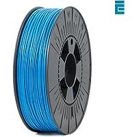 ICE FILAMENTS ICEFIL1PLA007 PLA Filament, 1.75 mm, 0.75 kg, Bold Blue