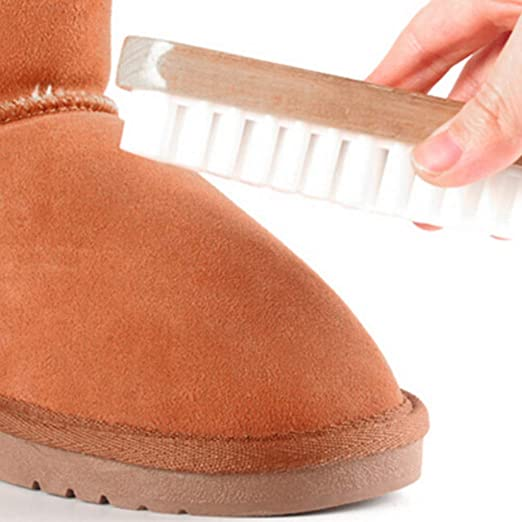 Boot Shoes Cleaning Brush Shoe Brush for Suede Nubuck Shoes Boot Cleaner