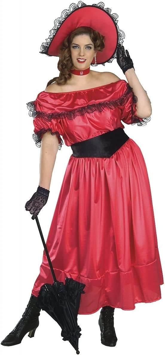 Amazon.com: Southern Belle Plus Size Adult Costume - Plus ...