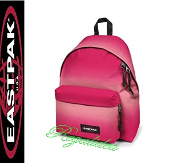 Eastpak - Mochila escolar Padded Pakr, rosa degradado