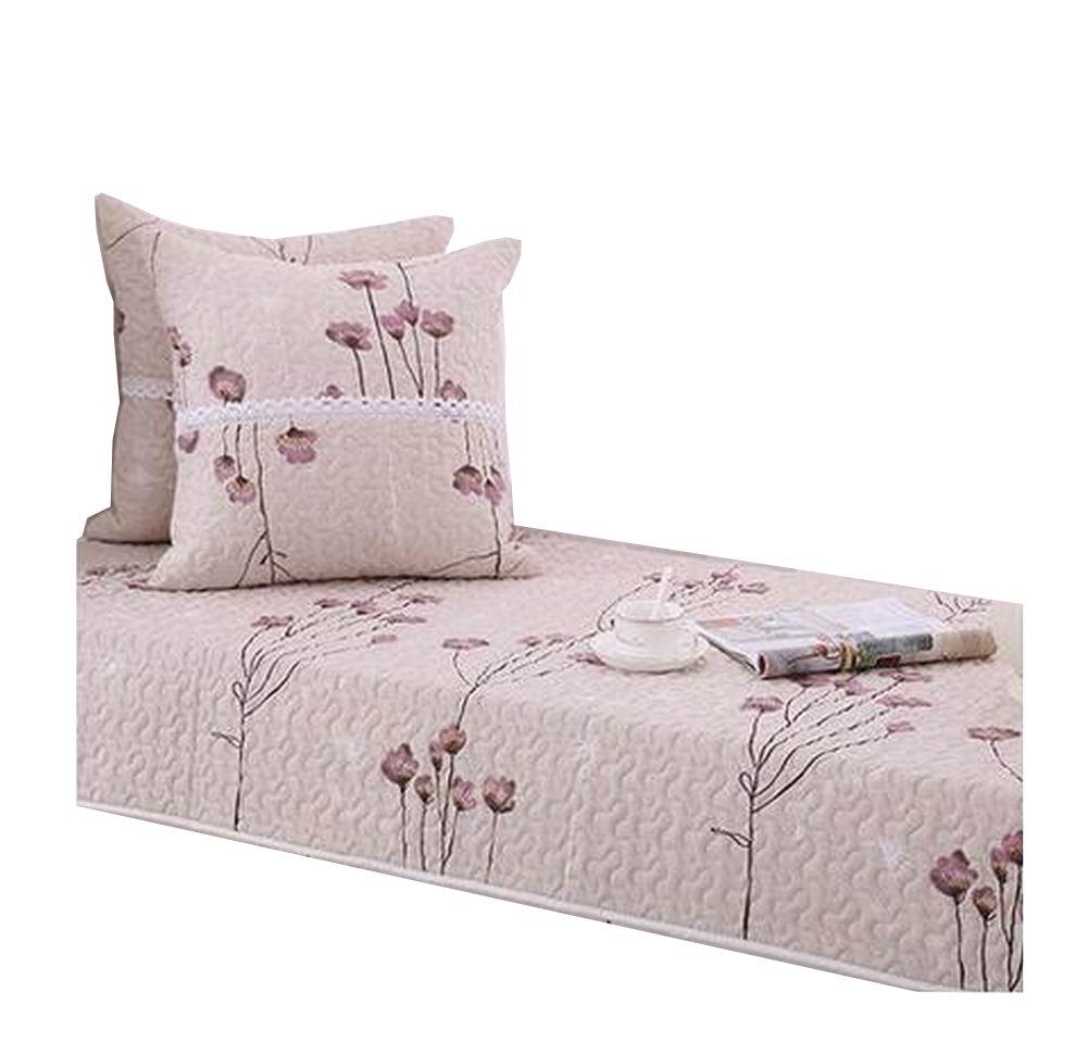 Modern Window Bench Mat Sofa Mat, Not Includes Cushions [A]