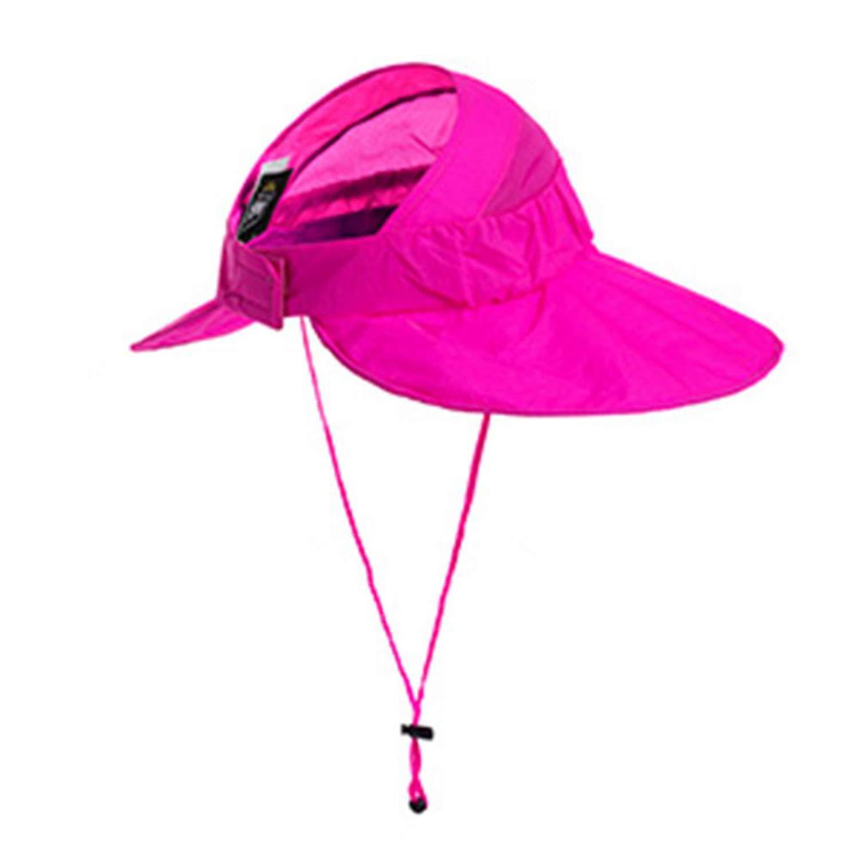 XINBONG Fishing Hiking Summer Hat Cap Sunscreen UV Protection 5 Colors Available Summer 2019
