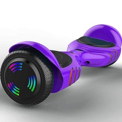 GeekMe Colorway Patinete Eléctrico 6.5 Dual Motors 2 Ruedas Scooter Auto-Equilibrio Board