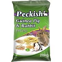Peckish Guinea Pig & Rabbit Pellets 20kg