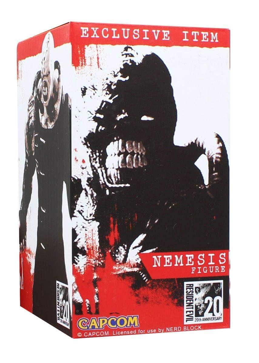 Resident Evil 5 Nemesis Figurine Arcade Block Exclusive