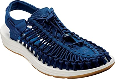 188645b2e5b9 Keen Mens Uneek Sandal Estate Blue 10  Amazon.co.uk  Shoes   Bags