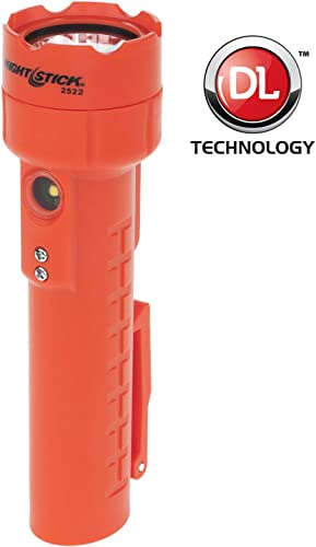 Nightstick NSR-2522RM Flashlight, Red