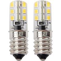 Bombillas de nevera E14 LED 2W (equivalente incandescente