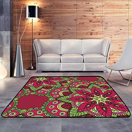 Small Rugs,Vintage Decorative Elements.W 63
