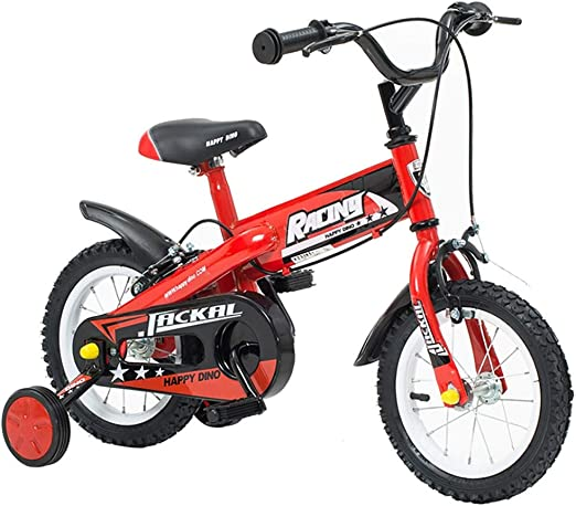 GAIQIN Durable Bicicleta para niños 2-5-7-8 años Frenos de Mano de ...