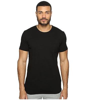 Richer Poorer Men's Crew Pocket Tee Black T-Shirt