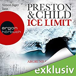 Ice Limit: Abgrund der Finsternis (Gideon Crew 4)