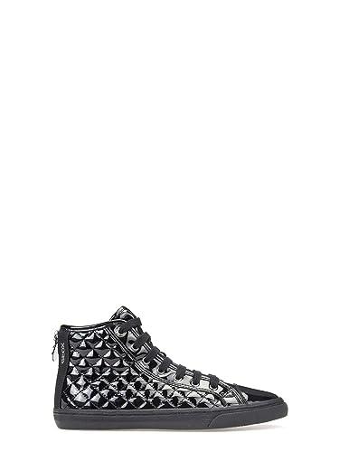 Geox D New Club D, Sneakers Hautes Femme
