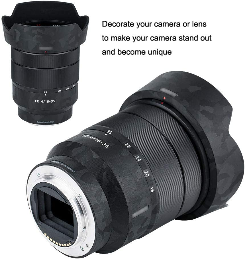 Anti Scratch Objektiv Aufkleber Für Sony Vario Tessar Kamera
