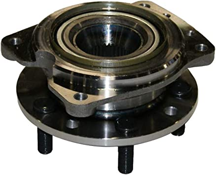 Amazon Com Gmb 730 0012 Wheel Bearing And Hub Assembly Front Automotive