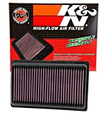 infiniti q50 air filter - K&N 33-5014 Replacement Air Filter