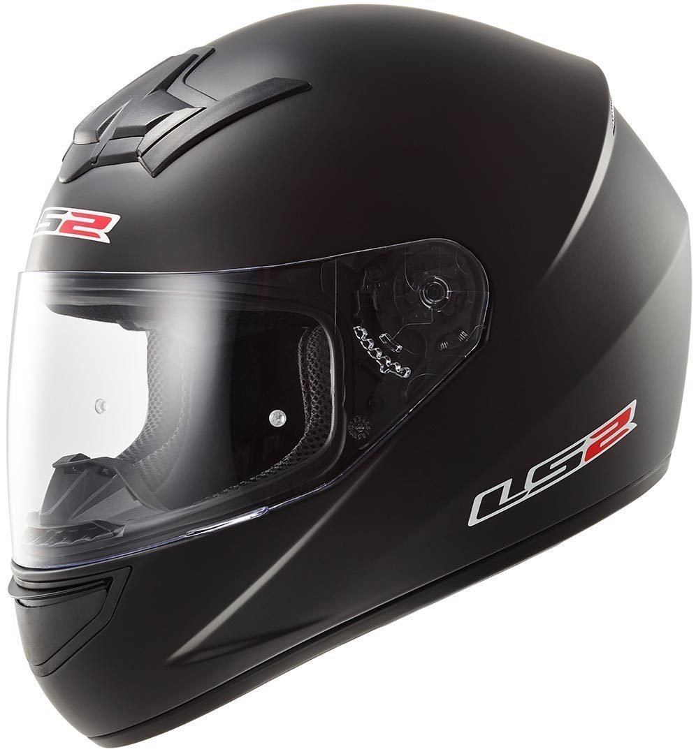 Amazon.es: LS2 103521011XS FF352 Casco Rookie Solid, Color Negro Mate, Tamaño XS