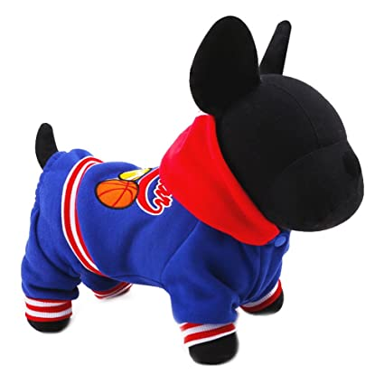 Buy Dimart Blue Fashion Sports Style Pet Dog Puppy Clothes All Star