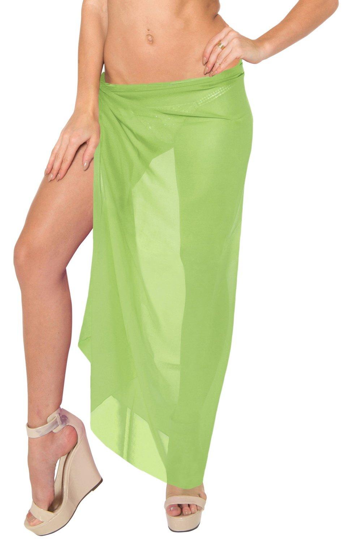 La Leela SWIMWEAR レディース B00BTDABIS Lively Green