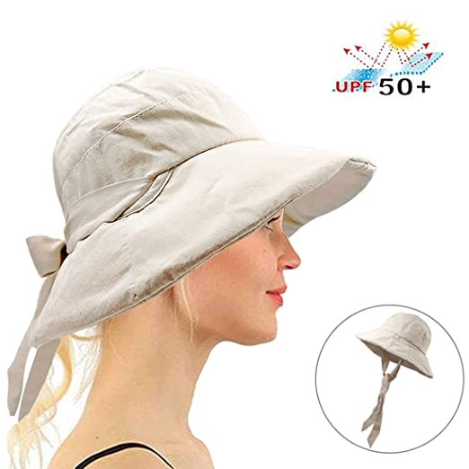 Womens Sun Hat Packable Bucket Hats Summer Sun UV Protection Hat for Women  at Amazon Women s Clothing store  0e0ca7db839