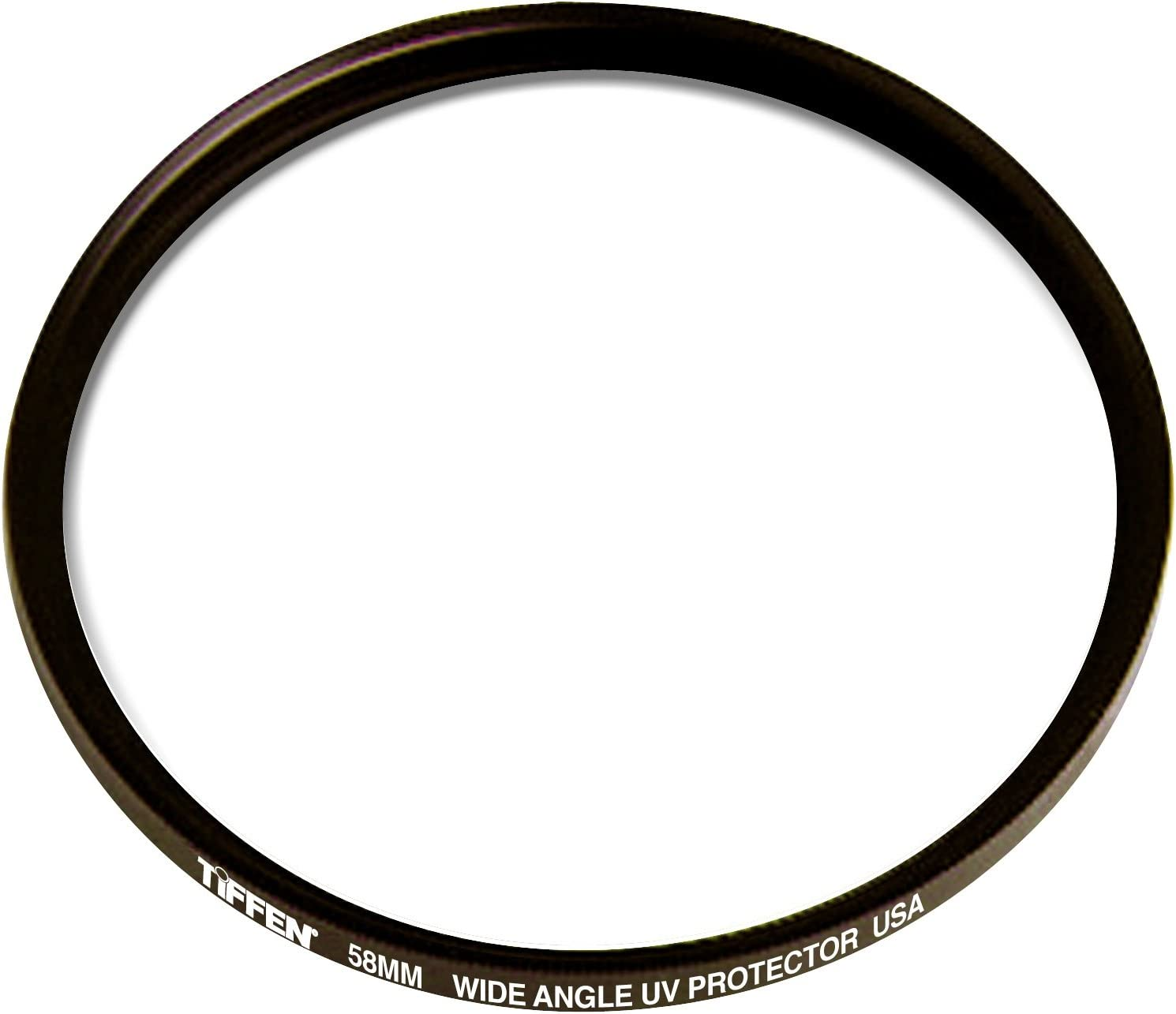 Clear Tiffen 67WIDUVP 67mm Wide Angle UV Protector Filter