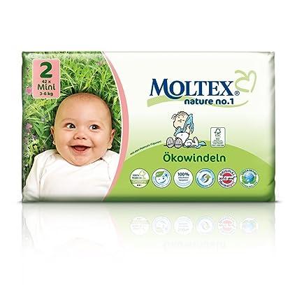 126 pcs Nature MOLTEX No1 diseño de Snoopy funda de almohada de pañales Mini GR 2