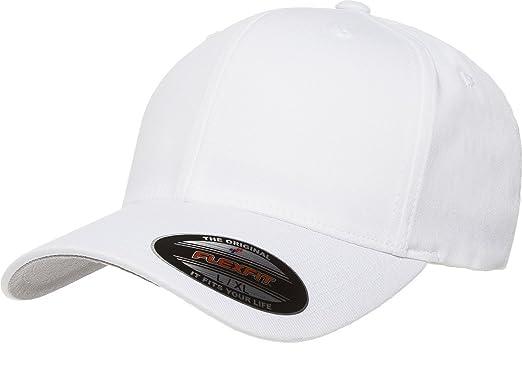 8efb39aa Premium Original Blank Flexfit V-Flexfit Cotton Twill Fitted Hat Cap Flex  Fit 5001 Small