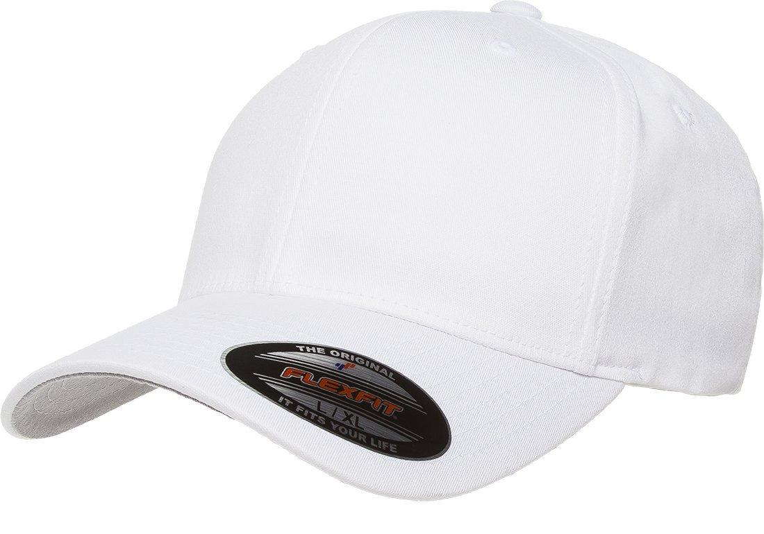 Flexfit Premium Original Blank Cotton Twill Fitted Hat