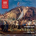 Gulliver's Travels Audiobook by Jonathan Swift Narrated by Jasper Britton