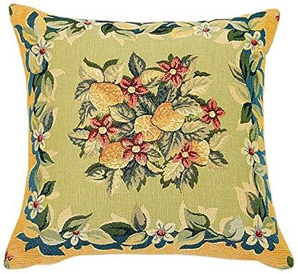 Amazon.com: Corona decoración francés tela Jacquard de ...